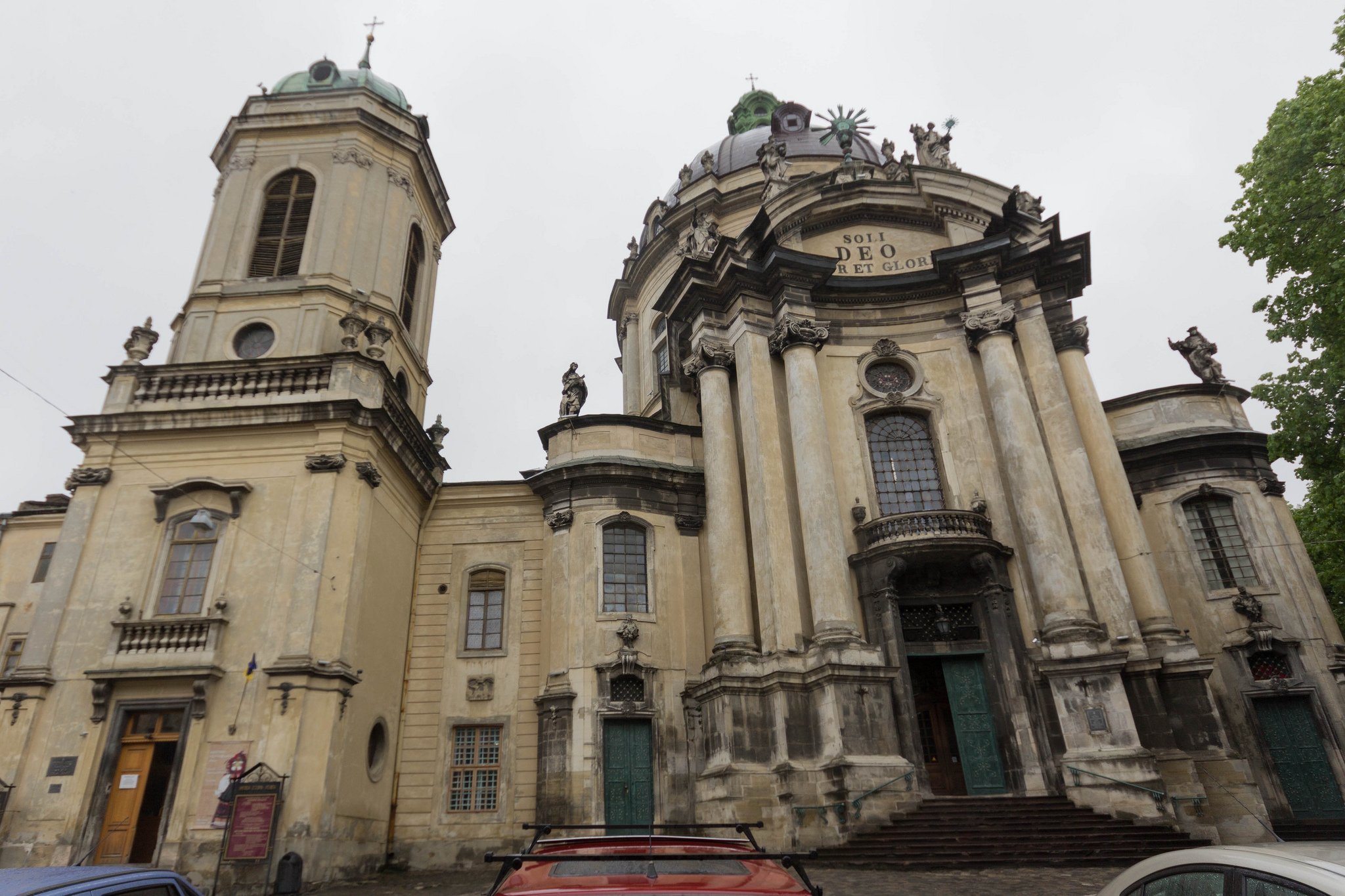 Dominican Church, Lviv