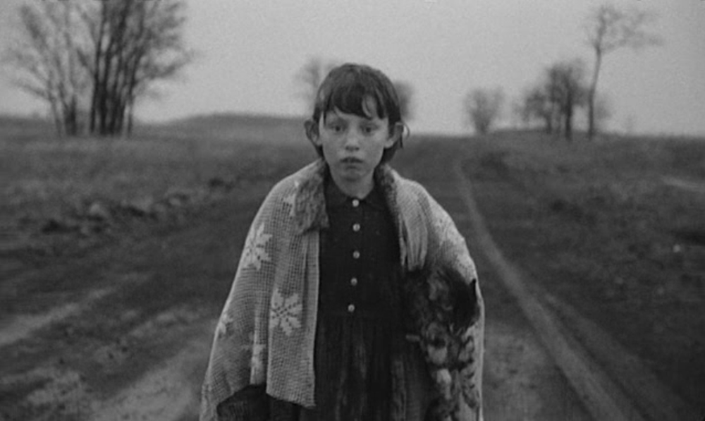 Still from <em>Sátántangó</em> (1994)