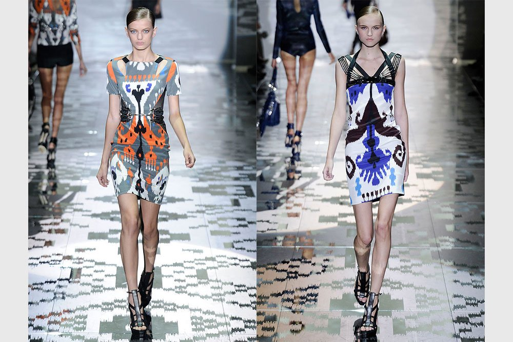 Gucci's S/S 2010 collection. Image: Marcio Madeira/style.com