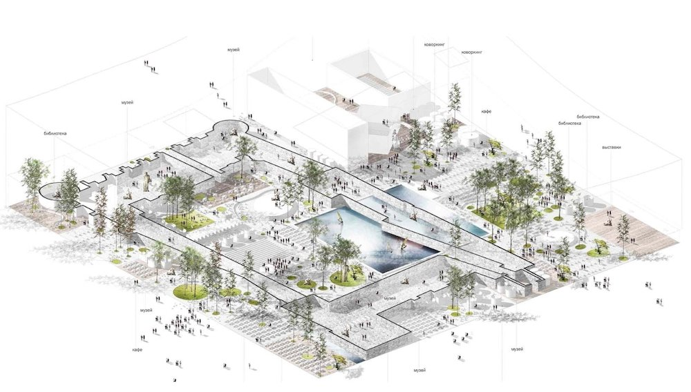 Devillers et Associes + Off-the-grid + Wall