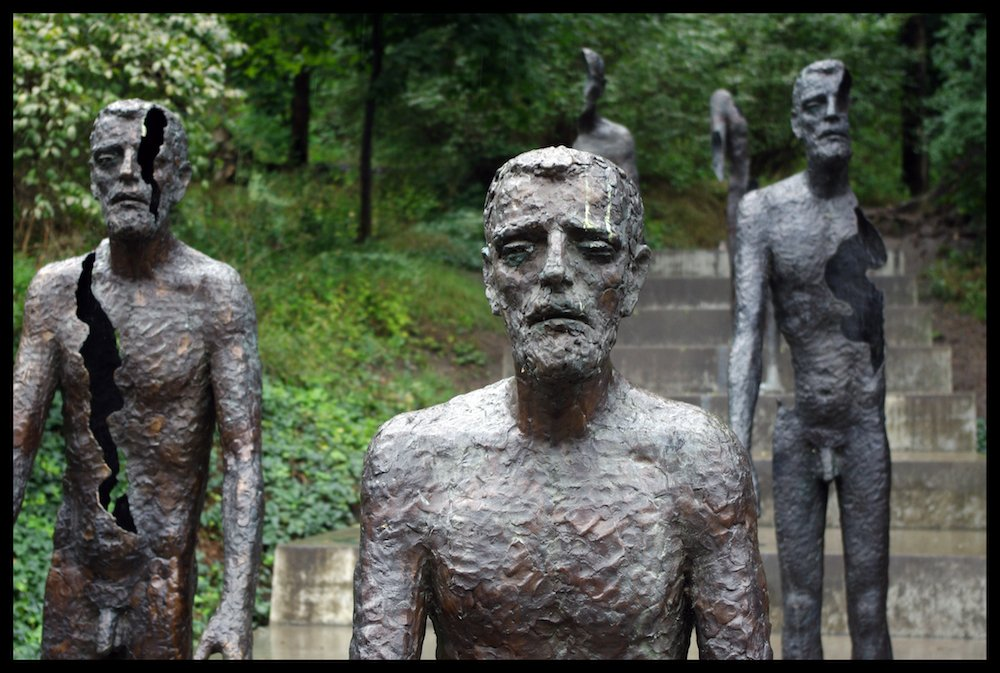 Olbram Zoubek, <em>Memorial to the Victims of Communism</em> (2002). Image: Graham Walton under a CC license
