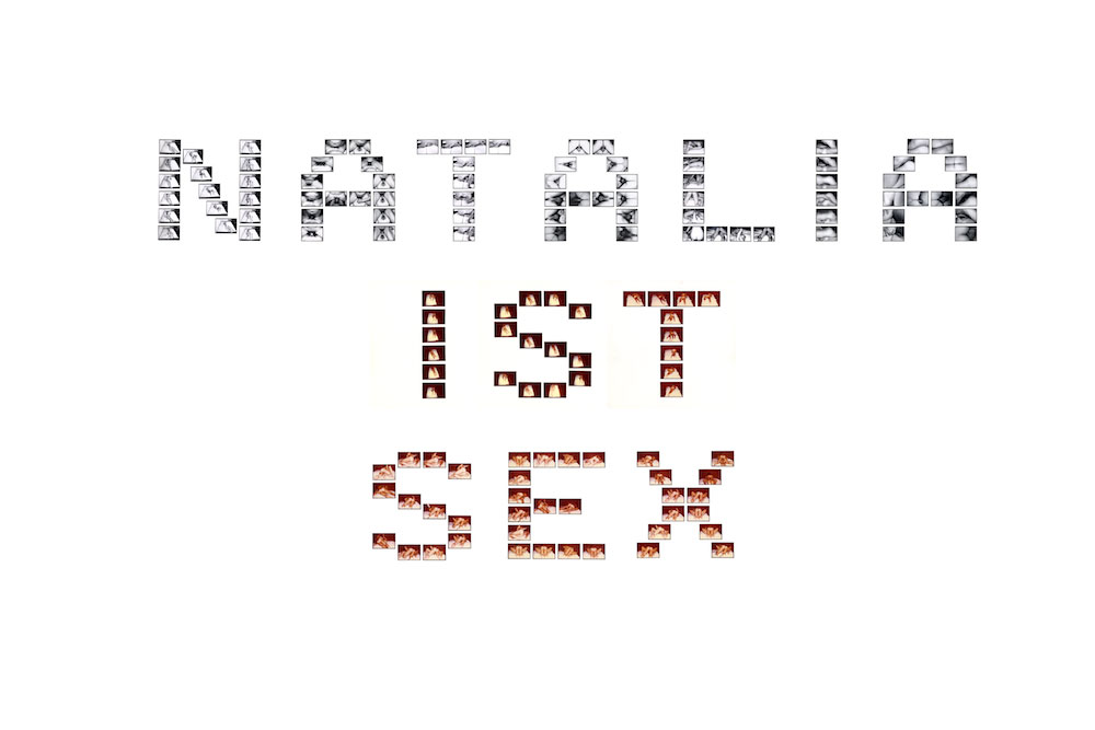 <em>Natalia ist sex</em> (1974) by Natalia LL. Image: local_30