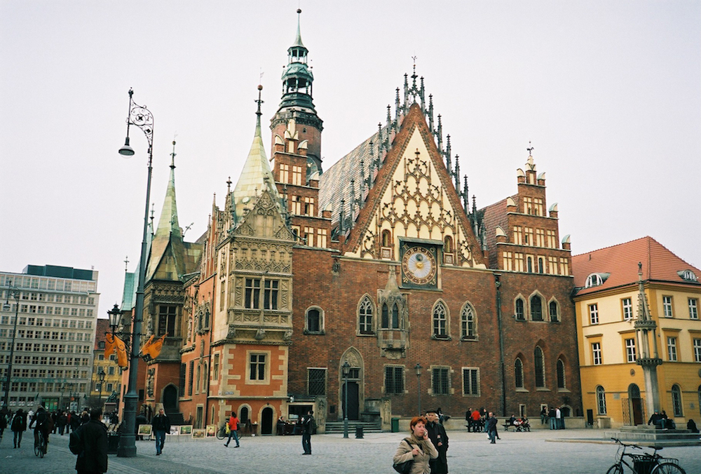 Rynek. Image: Monica Kelly under a CC licence