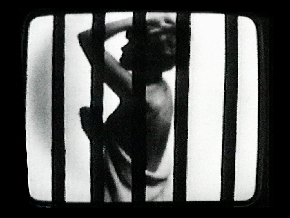 Sanja Iveković, still from <em>Sweet Violence</em>, 1974