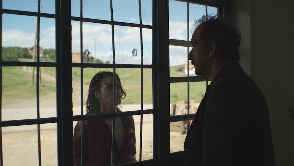 Still from <em>Three Windows and a Hanging</em> (2014)