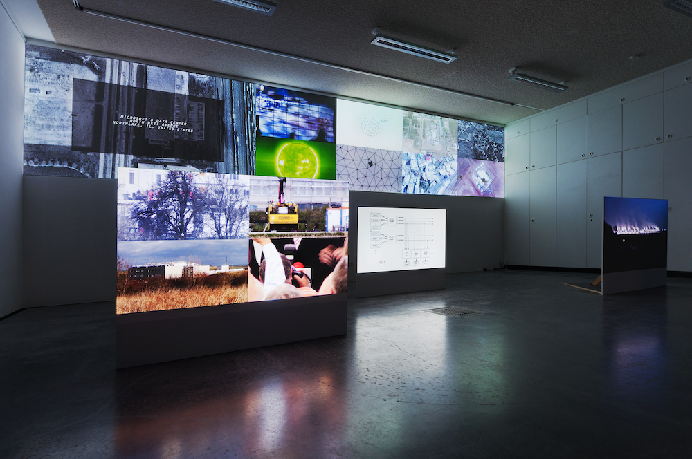 Center of Doubt (2015), video installation. Image courtesy of the artist
