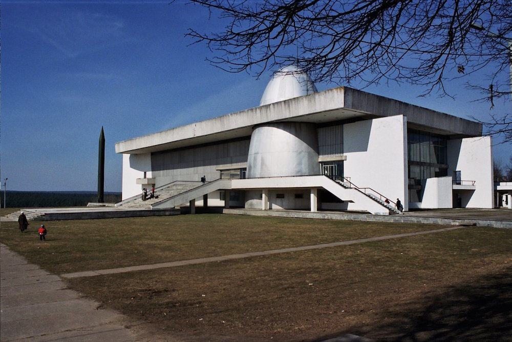 Tsiolkovsky State Museum of the History of Cosmonautics in Kaluga (image: Errabee under a CC licence)