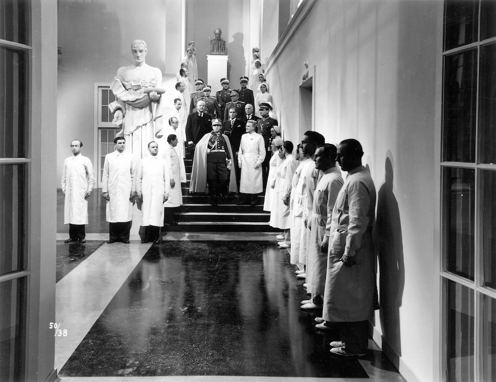 Still from <em>The White Disease</em> (1937), dir. by Hugo Haas. Image: NFA