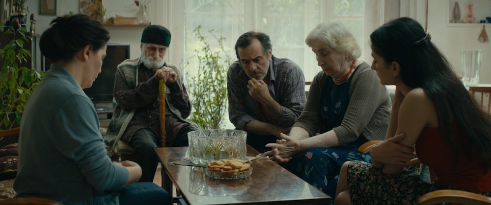Still from <em>My Happy Family</em> (2017). Image: Karlovy Vary International Film Festival