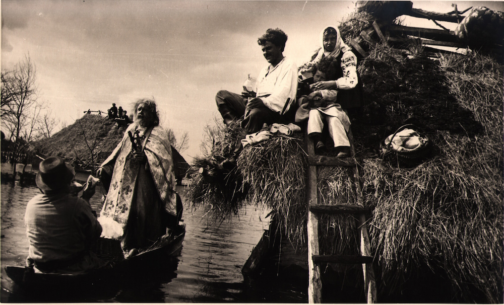 Still from <em>The Enchanted Desna</em>, dir. Yuliya Solntseva (1964). Image courtesy of Gosfilmofond
