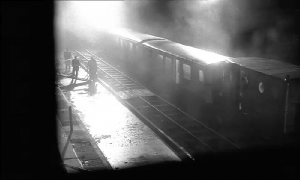 Still from The Man from London (2007) (image from bswise under a CC licence)