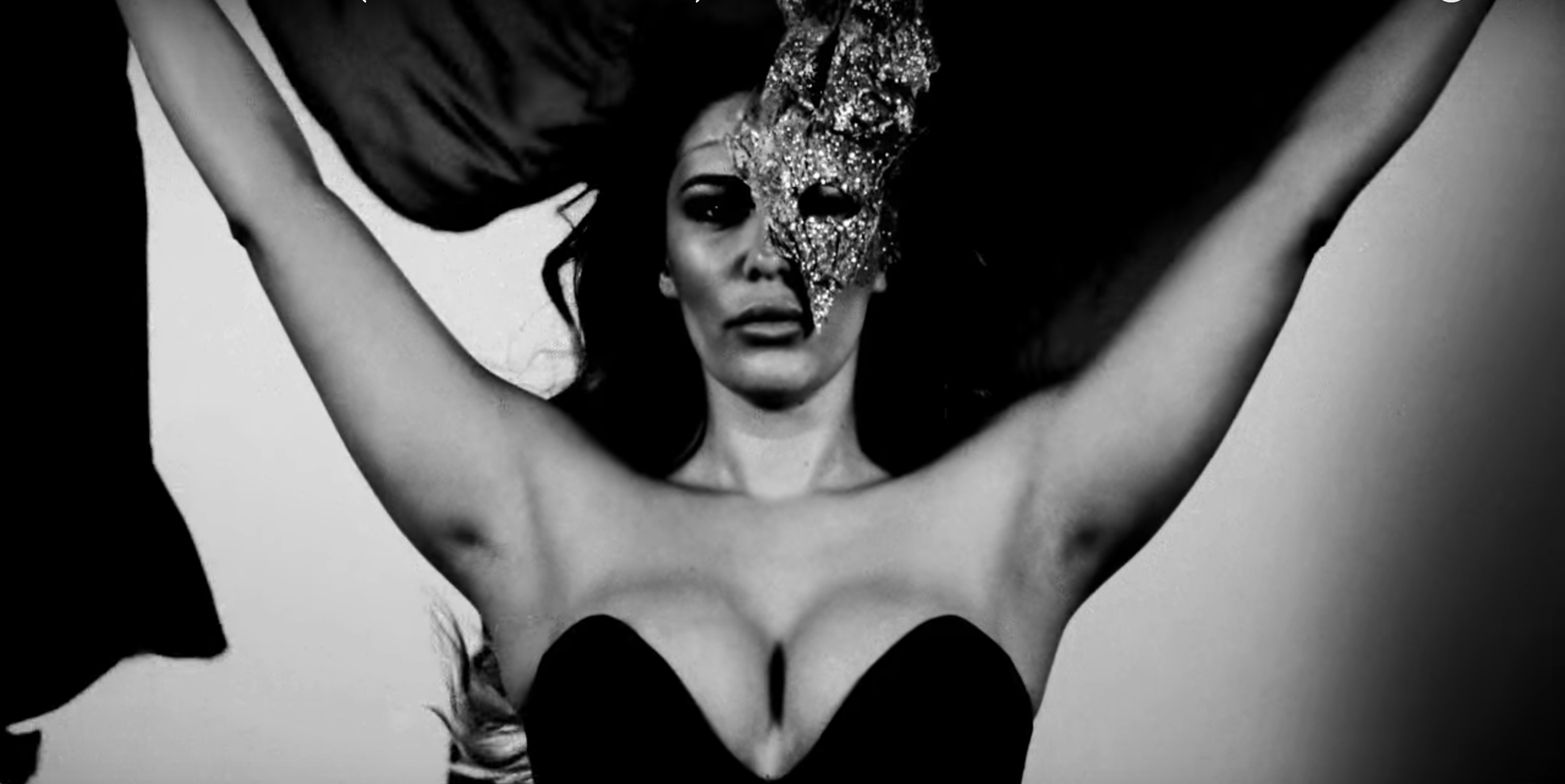 Still from the music video for