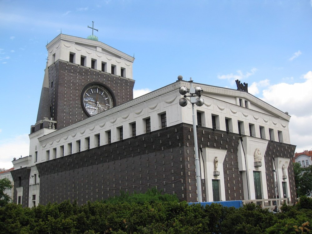 Roman Catholic Church of the Most Sacred Heart of our Lord. Image: Enfo under a CC licence