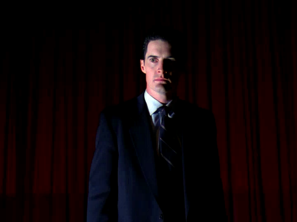 Kyle MacLachlan as Special Agent Dale Cooper in <em>Twin Peaks</em>. Image: bswise under a CC licence