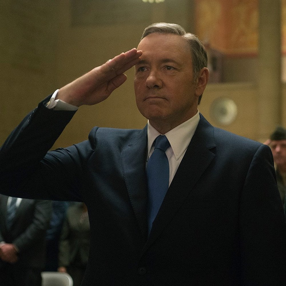 Still from <em>House of Cards</em> (image: Facebook)