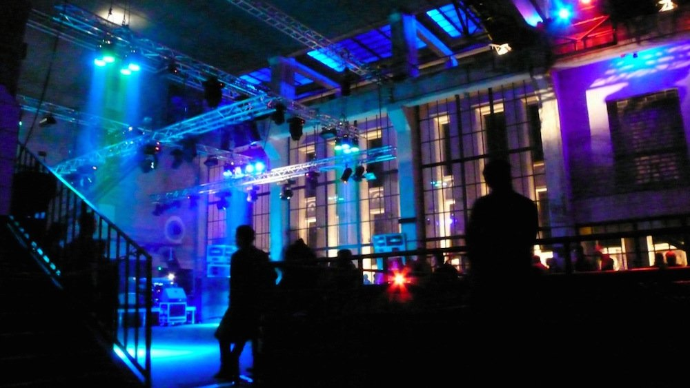 Inside Berghain nightclub in Berlin. Image: antenne under a CC licence.