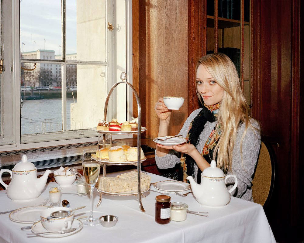 Valentines day in London. From Ekaterina (2012) by Romain Mader