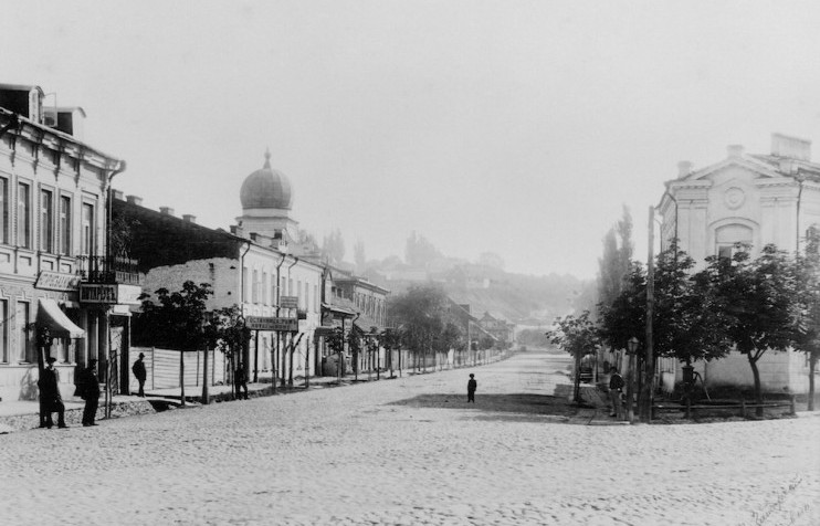 kaunas old postcards