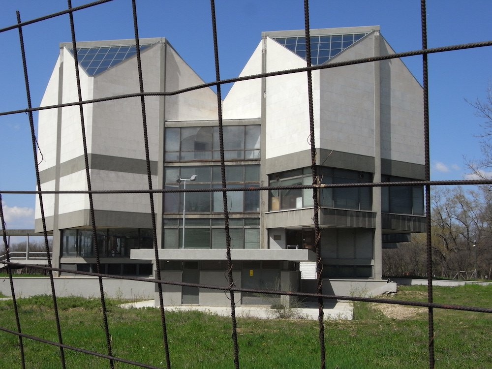 Belgrade's Museum of Contemporary Art, which has been closed for