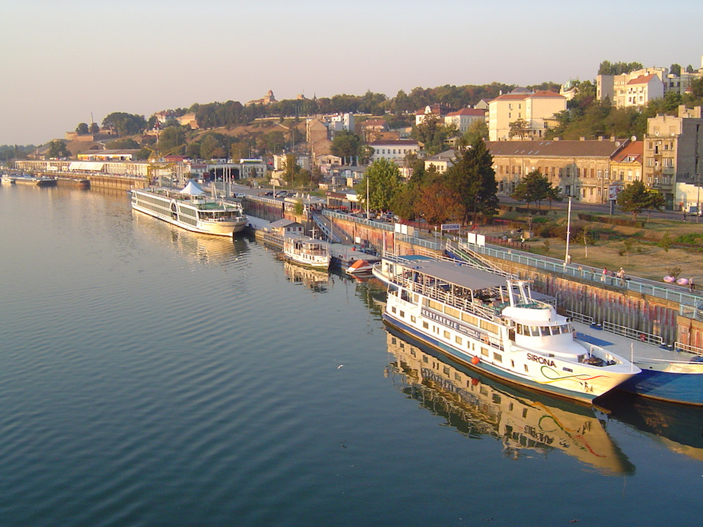 The Sava waterfront district as it currently stands. Image: Matija under a CC licence.