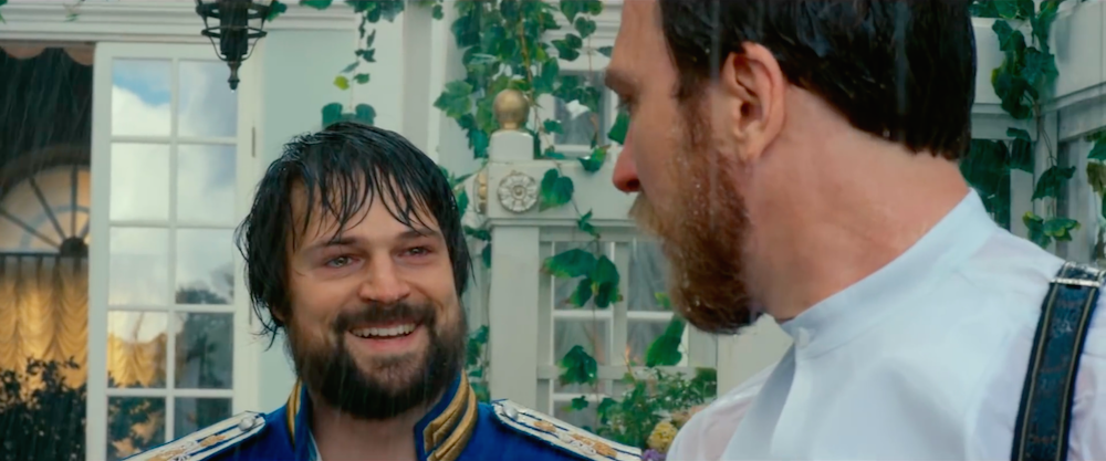 Danila Kozlovsky as Count Vorontsov in <em>Matilda</em>