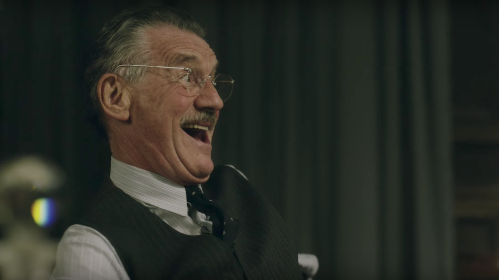 Michael Palin as Vyacheslav Molotov