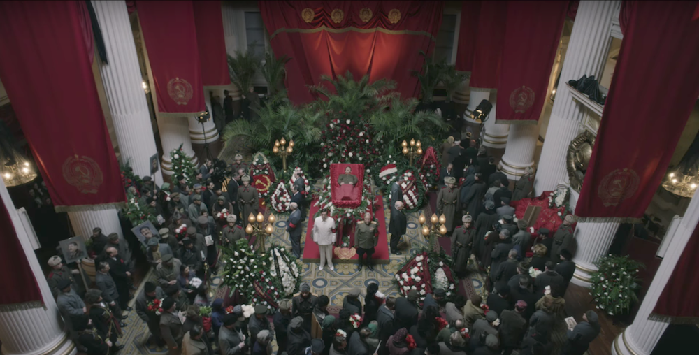 Still from <em>The Death of Stalin</em>
