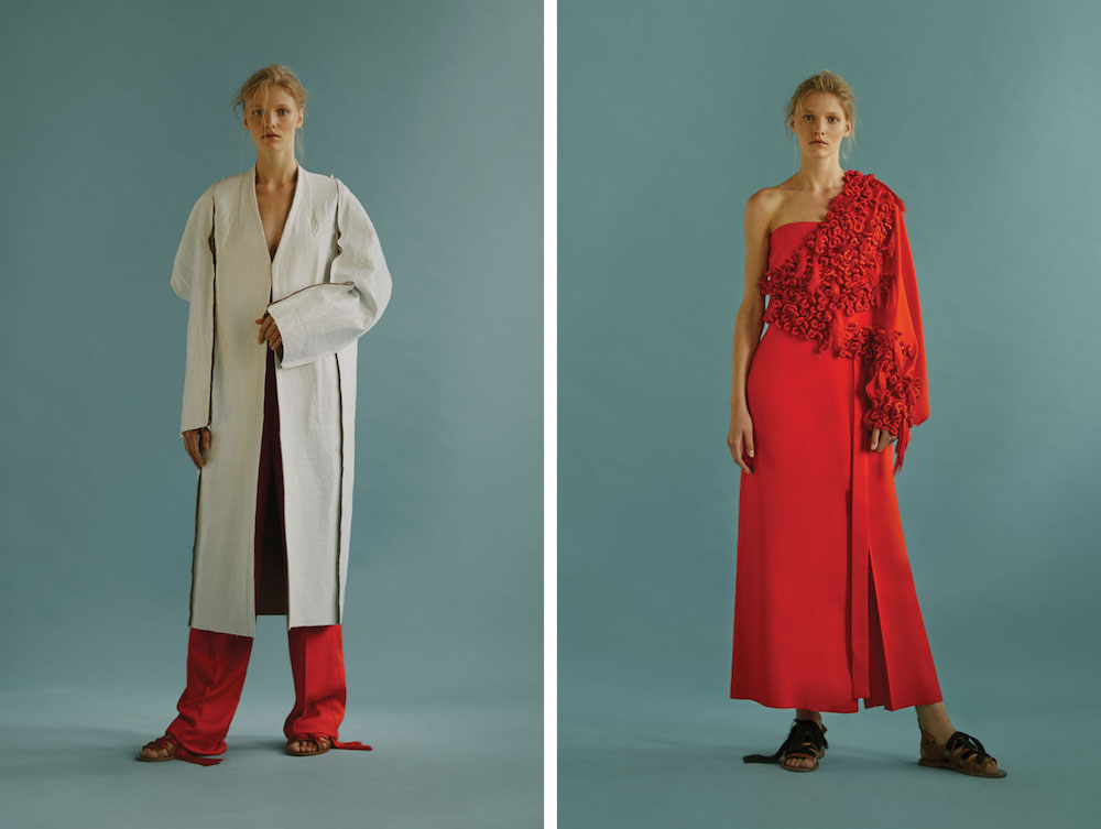 SS 18 collection by Litkovskaya