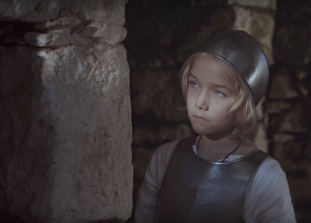 Still from <em>Little Crusader</em>, dir. Václav Kadrnka. Image: Youtube