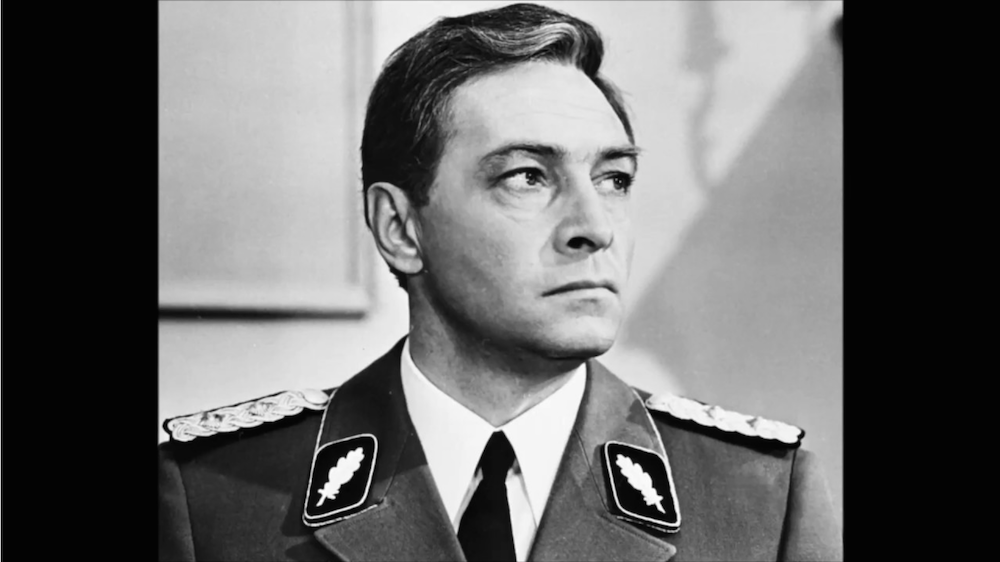 Vyacheslav Tikhonov as Max Otto von Stierlitz in <em>Seventeen Moments of Spring</em> (1972)