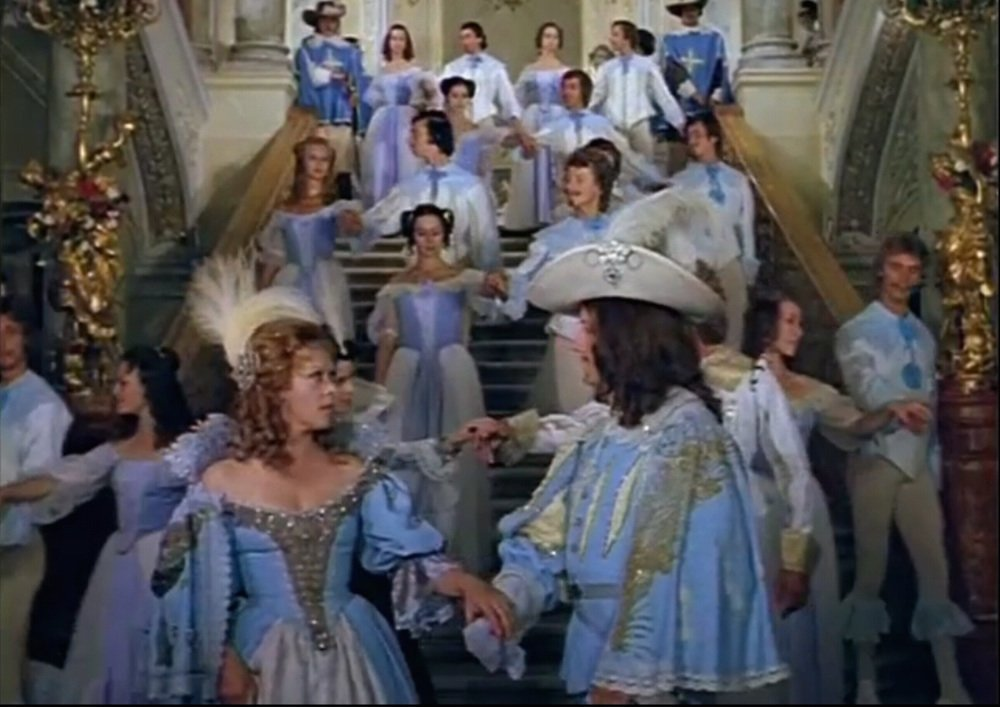 Still from <em>D'Artagnan and the Three Musketeers</em> (1978)