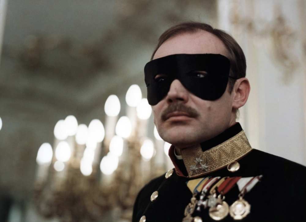 Klaus Maria Brandauer as the titular <em>Colonel Redl</em> (1985)
