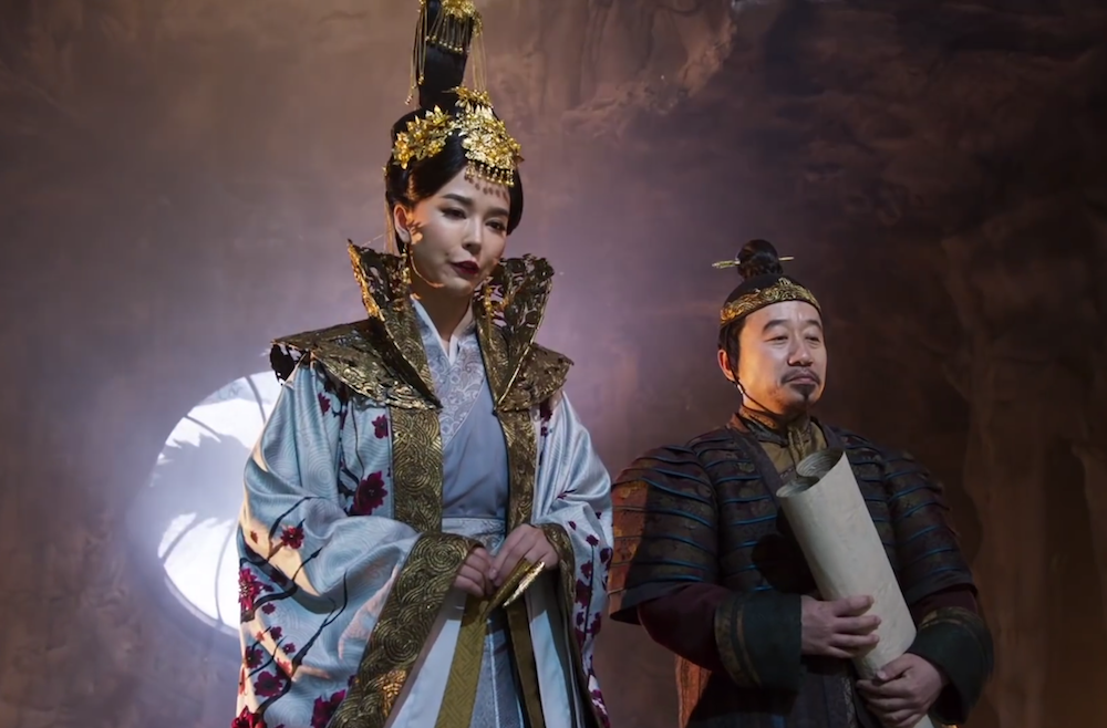Screenshot from <em> Viy 2: Journey to China </em>