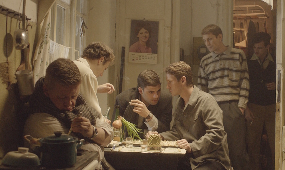 Still from <em>Dovlatov</em> (dir. Alexei German Jr., 2018)