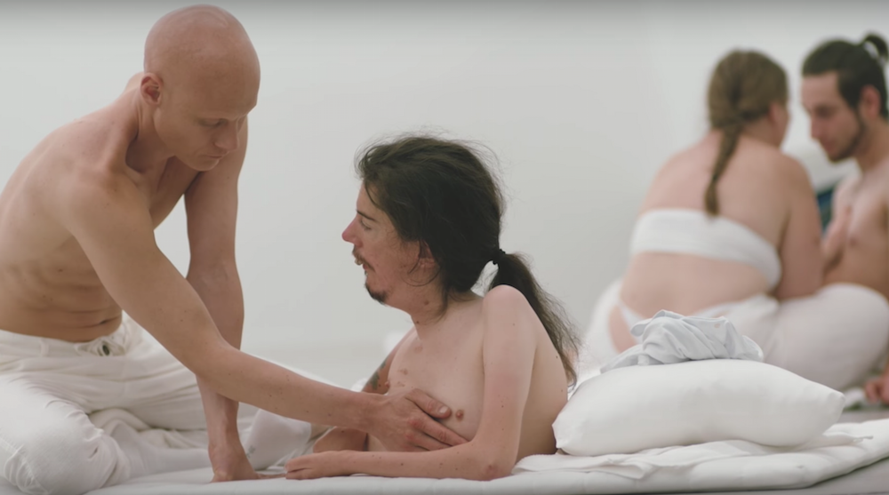 Still from <em>Touch Me Not</em> (dir. Adina Pintilie, 2018)