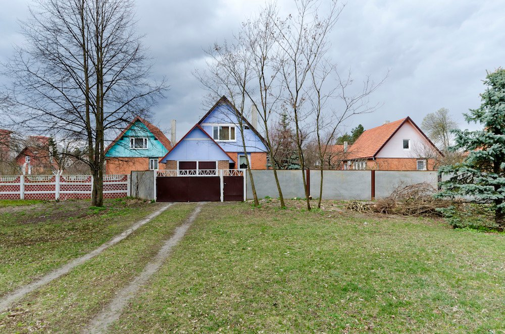 Houses in Slavutych. Image: Oleksandr Burlaka under a CC License
