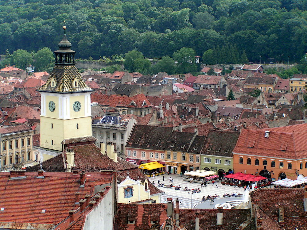 Brașov. Image: Crimson C under a CC license