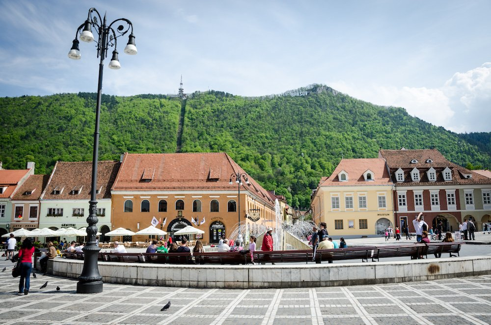 Brașov. Image: Tomas Vanco under a CC license