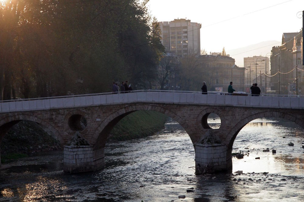 Sarajevo. Image: Andrew Curran under a CC license