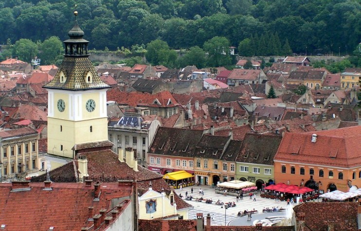 City break Brasov