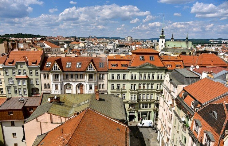 City breaks Brno