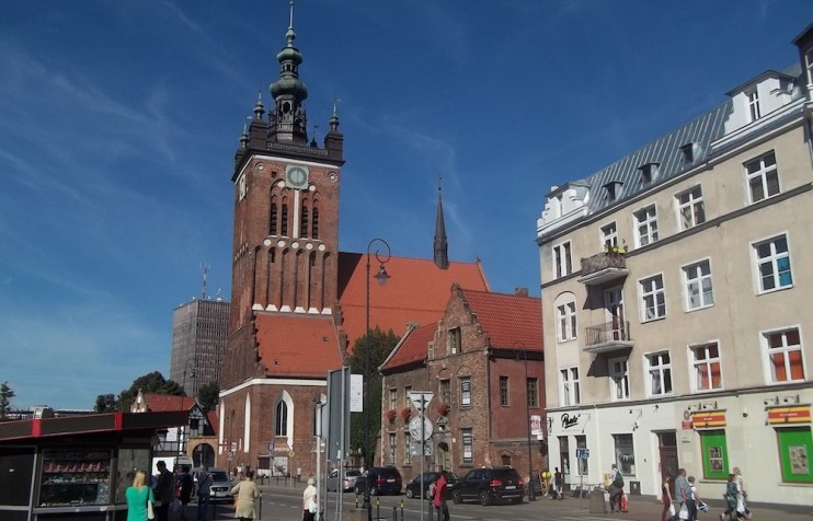 City breaks Gdansk