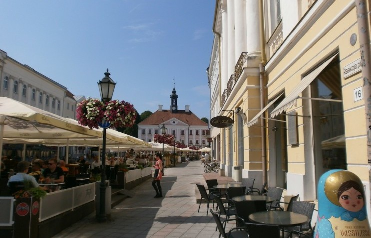 City break Tartu