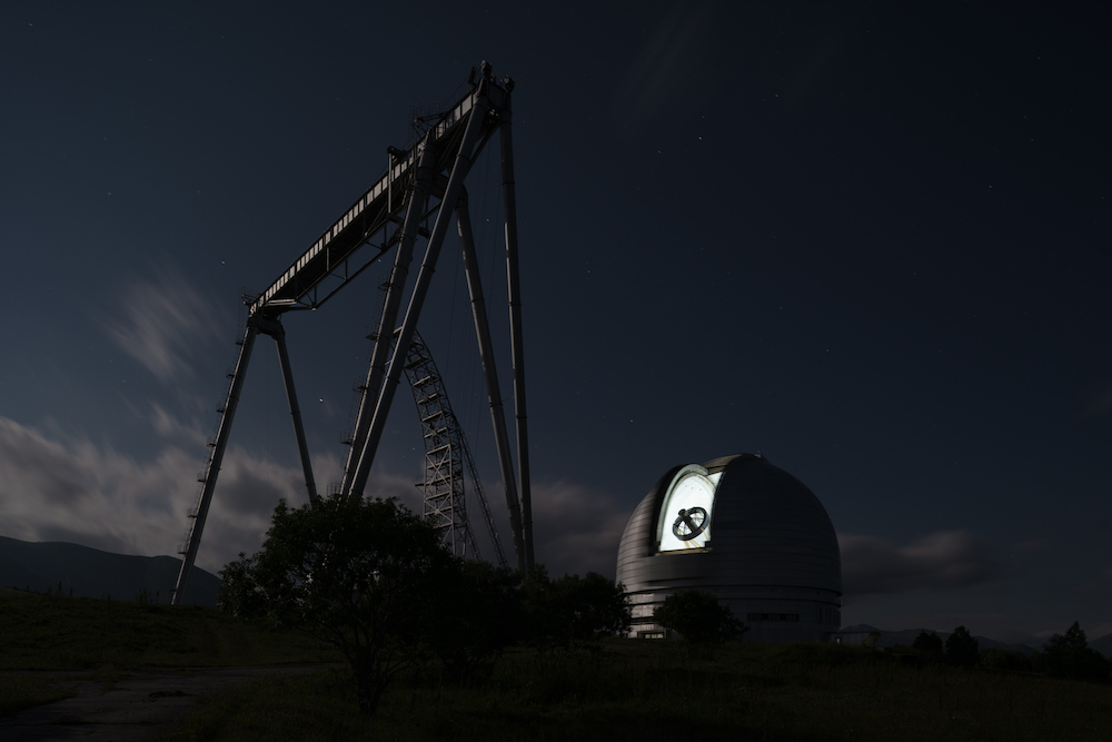 The Special Astrophysical Observatory in Nizhny Arkhyz. Image: Yuri Palmin