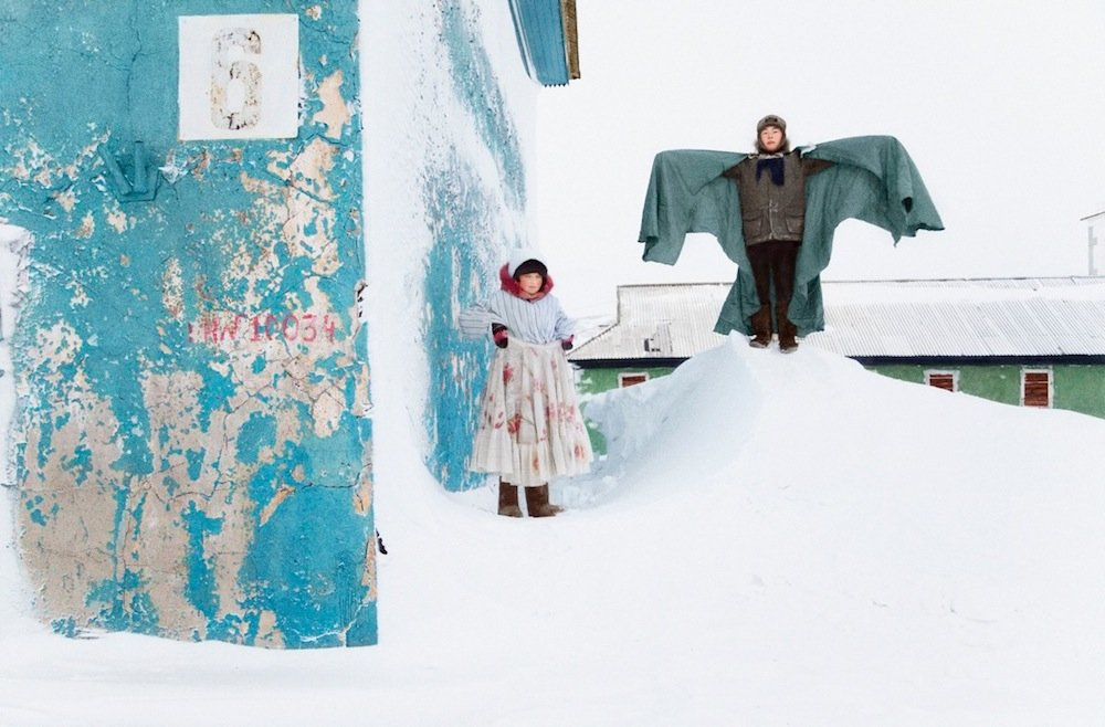 Evgenia Arbugaeva, Tiksi series. Courtesy of In Camera gallery.