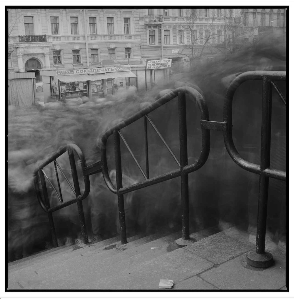 Alexey Titarenko, Untitled (Crowd 2), St Petersburg, Russia. Courtesy of Nailya Gallery