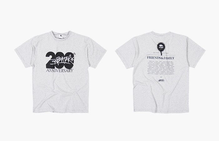 Streetwear label Anteater, specialists in T-shirts