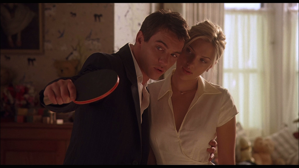 Match Point, dir. by Woody Allen (2005), which engages with themes from Crime and Punishment