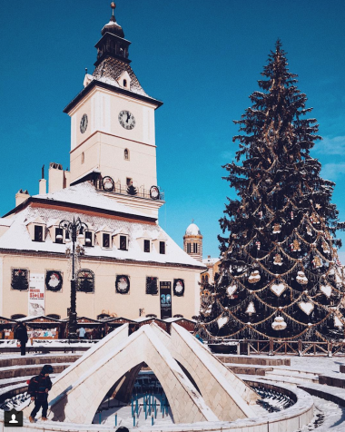 Winter breaks Brasov
