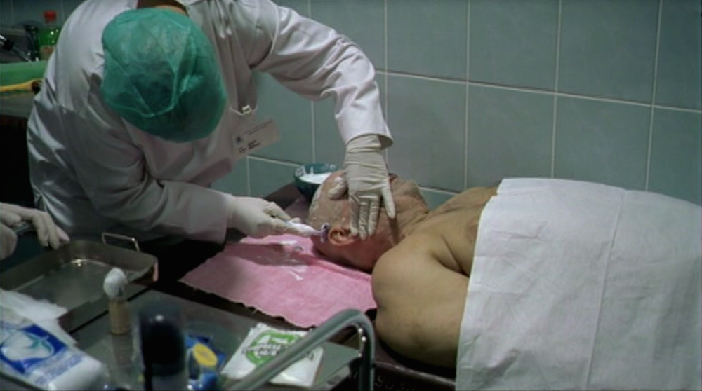 <em>The Death of Mr Lazarescu</em>, dir. Cristi Puiu (2005)